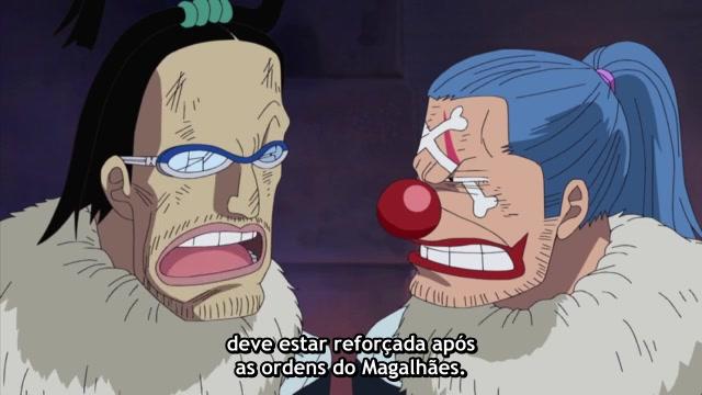 One Piece Episódio - 437Por Que Ele é Meu Amigo.