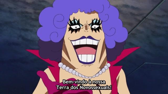 One Piece Episódio - 439O Tratamento De Luffy Começa