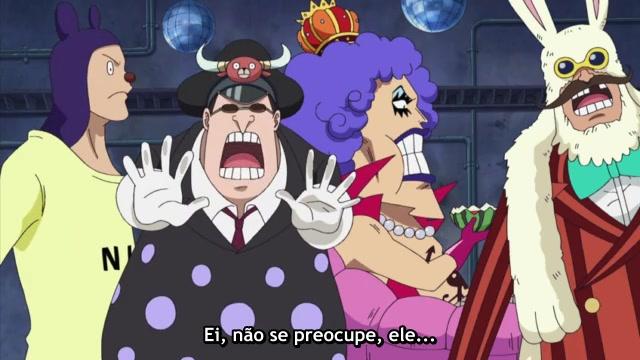 One Piece Episódio - 440Acredite Em Milagres!