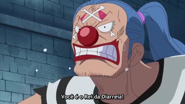 One Piece Episódio - 446Nenhum Preço é Alto Demais!