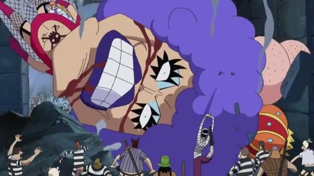 One Piece Episódio - 450A Equipe De Fuga Com Problemas.