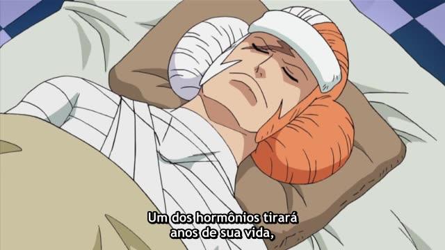 One Piece Episódio - 452Indo Resgatar Ace!