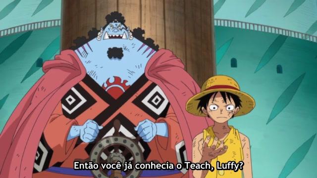 One Piece Episódio - 457Antes De Marineford