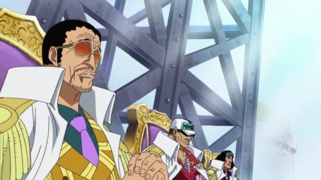 One Piece Episódio - 459Contagem Regressiva Para A Batalha!