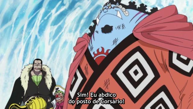 One Piece Episódio - 466A Chegada Da Equipe Chapéu De Palha