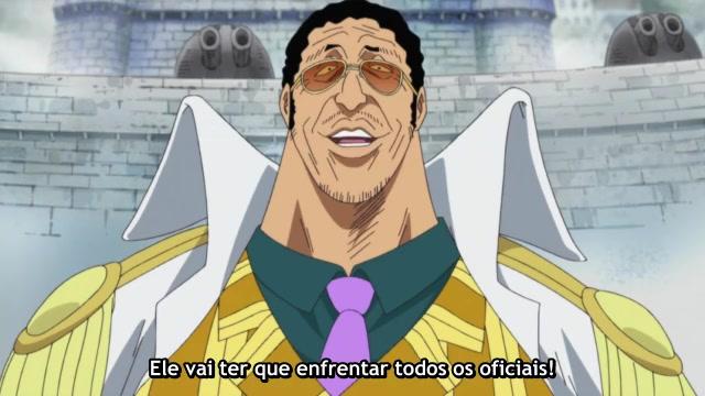 One Piece Episódio - 467Te Salvarei Mesmo Que Eu Morra.