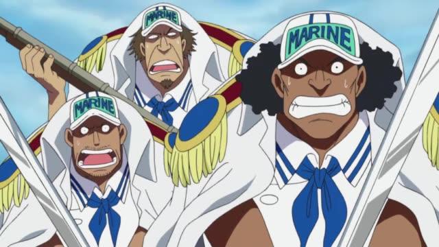 One Piece Episódio - 469Ataque De Raiva De Iva-san.