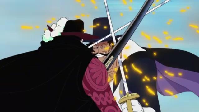 One Piece Episódio - 470Mestre Espadachim Mihawk