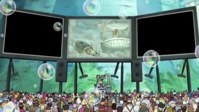 One Piece Episódio - 471Estratégia De Aniquilação Começa!