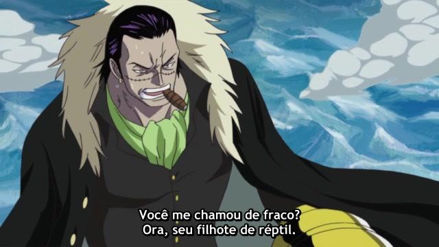 One Piece Episódio - 472O Plano De Akainu!