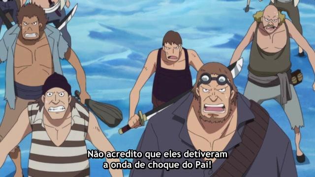 One Piece Episódio - 473Sem Saída!