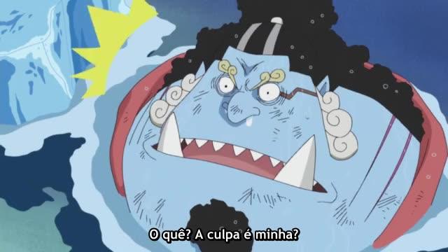 One Piece Episódio - 476Luffy No Fim De Suas Energias!