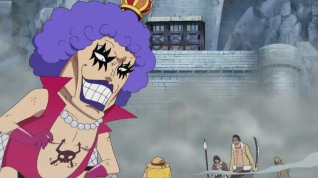 One Piece Episódio - 477O Poder Que Reduz A Vida