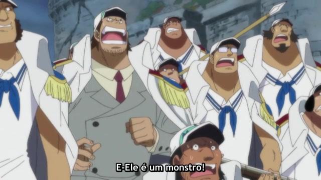 One Piece Episódio - 478Cumprindo A Promessa!