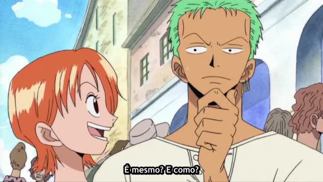 One Piece Episódio - 48A Cidade Do Começo E Do Fim.