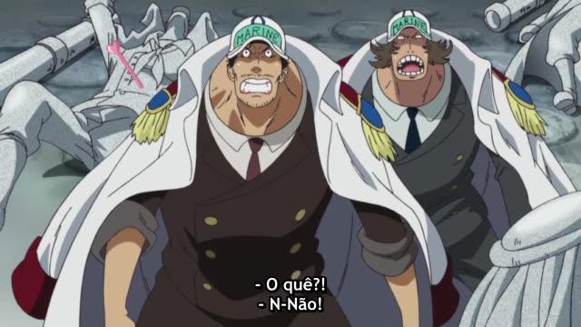 One Piece Episódio - 480Luffy Vs. Garp!