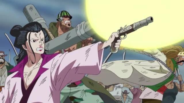 One Piece Episódio - 488Um Grito Desesperado.
