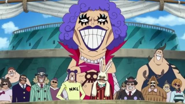 One Piece Episódio - 491Chegando Na Ilha Das Mulheres!