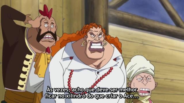 One Piece Episódio - 493Luffy E Ace,