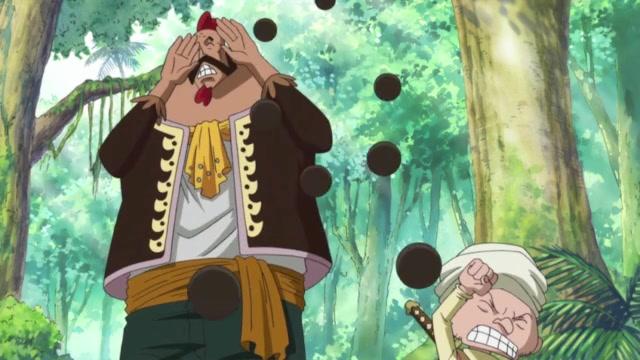 One Piece Episódio - 497Familia Dadan é Separada!?