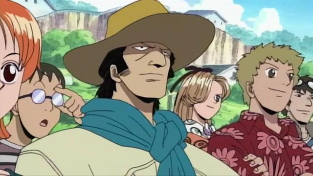 One Piece Episódio - 50Usopp Vs. Daddy Carregador De Crianças.