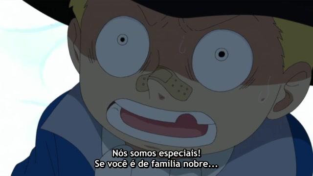 One Piece Episódio - 500Liberdade Roubada!