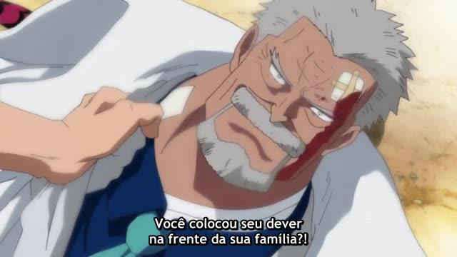 One Piece Episódio - 505Eu quero vê-los!