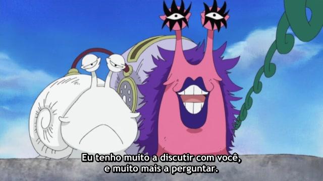 One Piece Episódio - 510O sofrimento do Sanji
