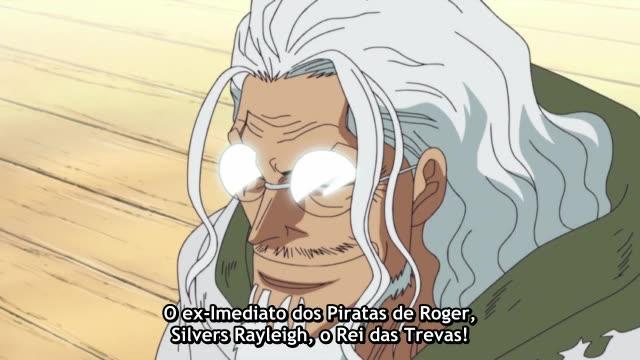 One Piece Episódio - 511Improvável Retorno!