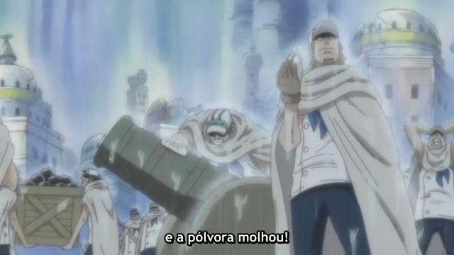 One Piece Episódio - 522Todos reunidos!