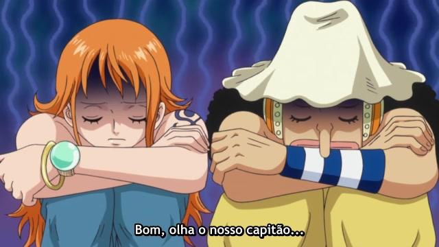 One Piece Episódio - 535A Invasão do Hody