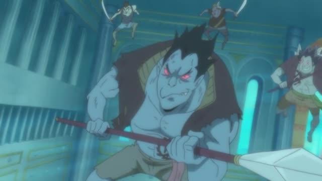 One Piece Episódio - 538O Bando Derrotado!?
