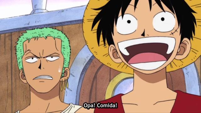 One Piece Episódio - 54Pressentimento De Uma Nova Aventura!
