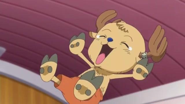 One Piece Episódio - 542O Time Está Formado!