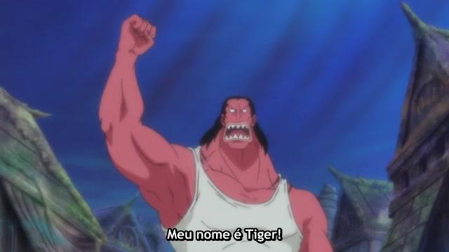 One Piece Episódio - 543O Fim do Herói