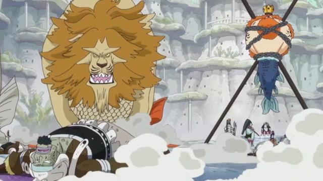 One Piece Episódio - 551A Batalha Decisiva Começa
