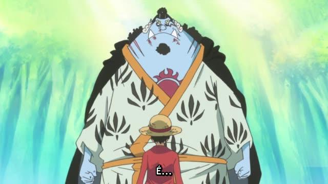 One Piece Episódio - 554O Grande Confronto!