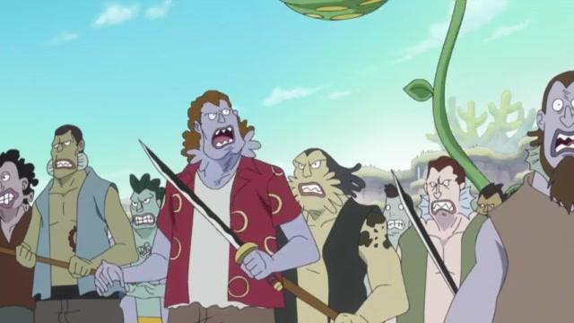 One Piece Episódio - 555Movimentos Explosivos!