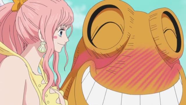 One Piece Episódio - 558A Noah está chegando!