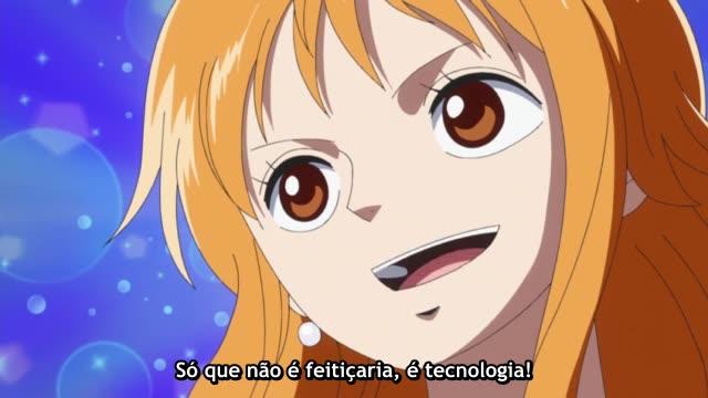 One Piece Episódio - 561O Grande Tumulto!