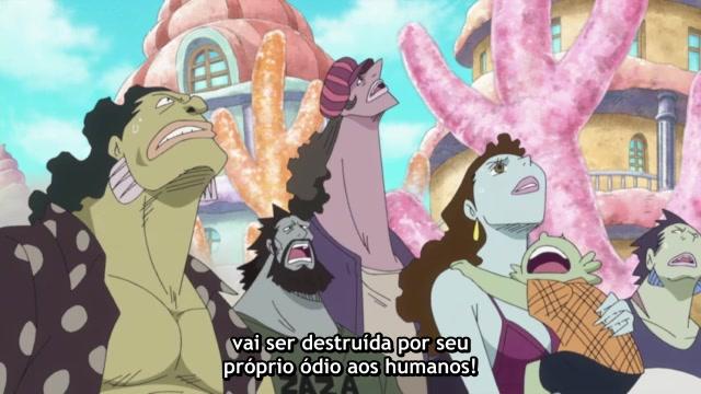 One Piece Episódio - 564Para o Zero!