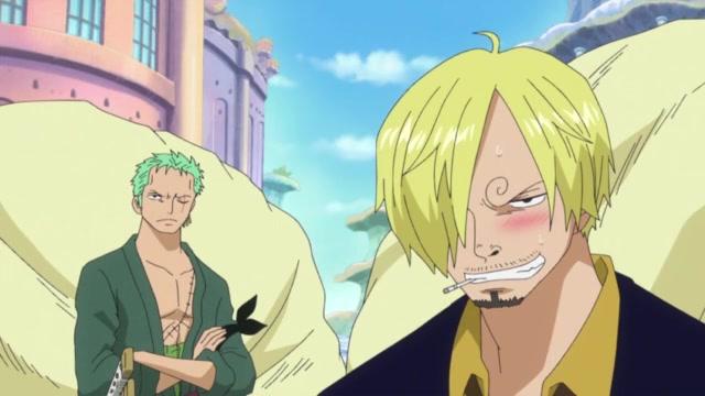 One Piece Episódio - 571Eu Amo Doces!