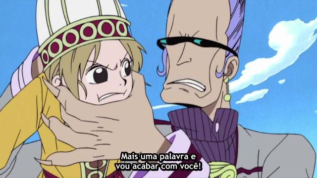 One Piece Episódio - 59Luffy Completamente Cercado!