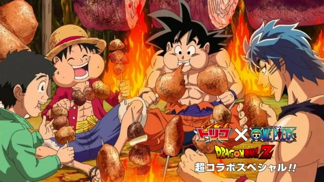 One Piece Episódio - 590A Mais forte Colaboração da História VS O Glutão do Mar Parte2