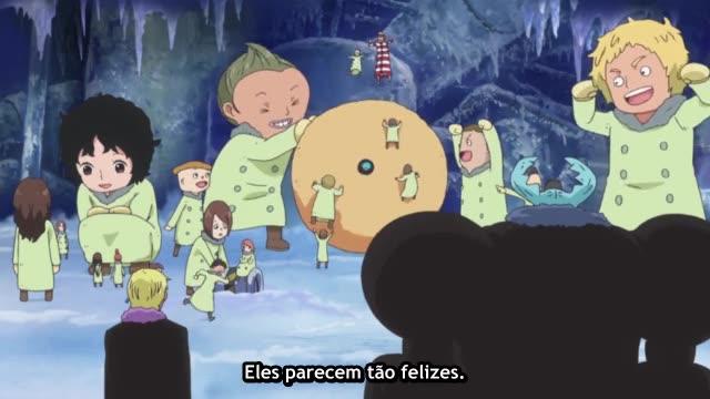 One Piece Episódio - 591Chopper Enfurecido!