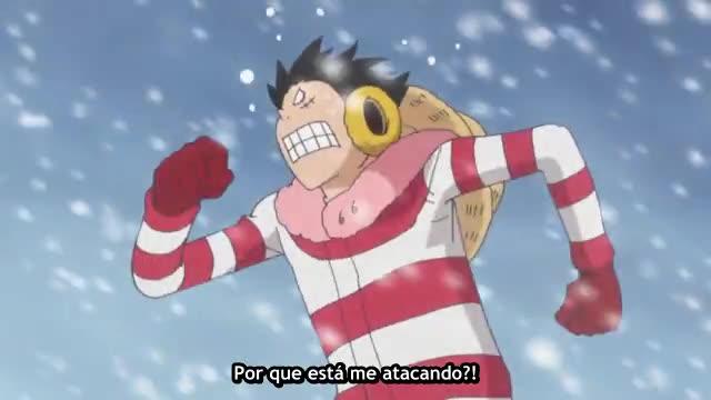 One Piece Episódio - 593Salvem a Nami!