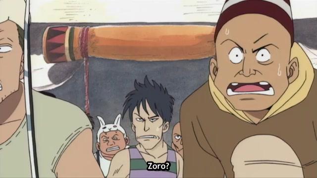 One Piece Episódio - 6Situação Desesperadora!