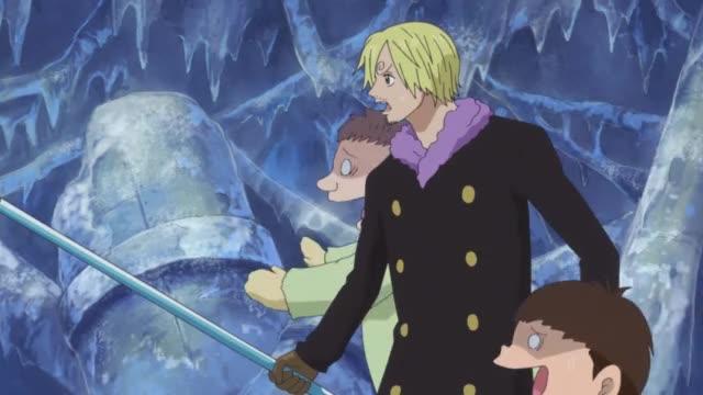 One Piece Episódio - 600Salvem as crianças!