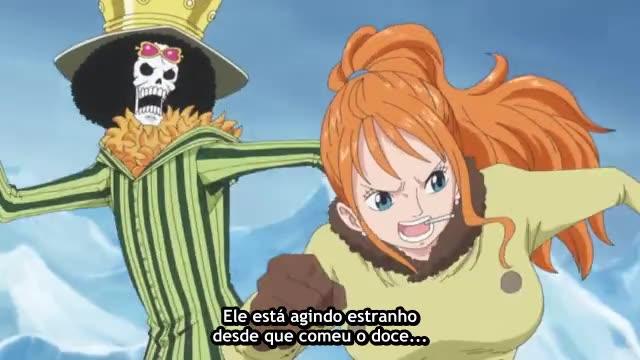 One Piece Episódio - 602A Mais Mortífera Arma de Destruição em Massa da Historia!