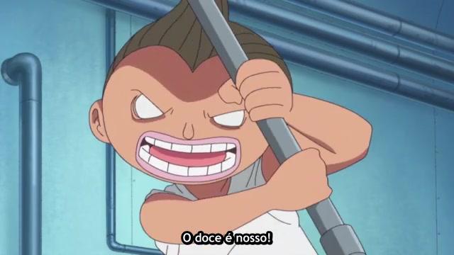 One Piece Episódio - 609Luffy Morre?!
